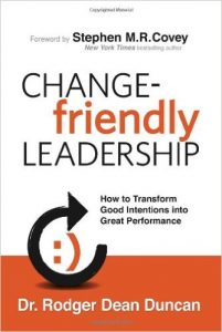 change friendly leadership