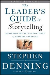 leaders guide storytelling