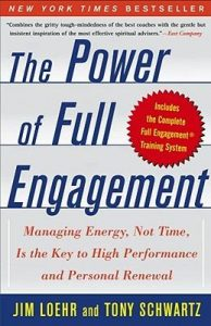 power full engagement