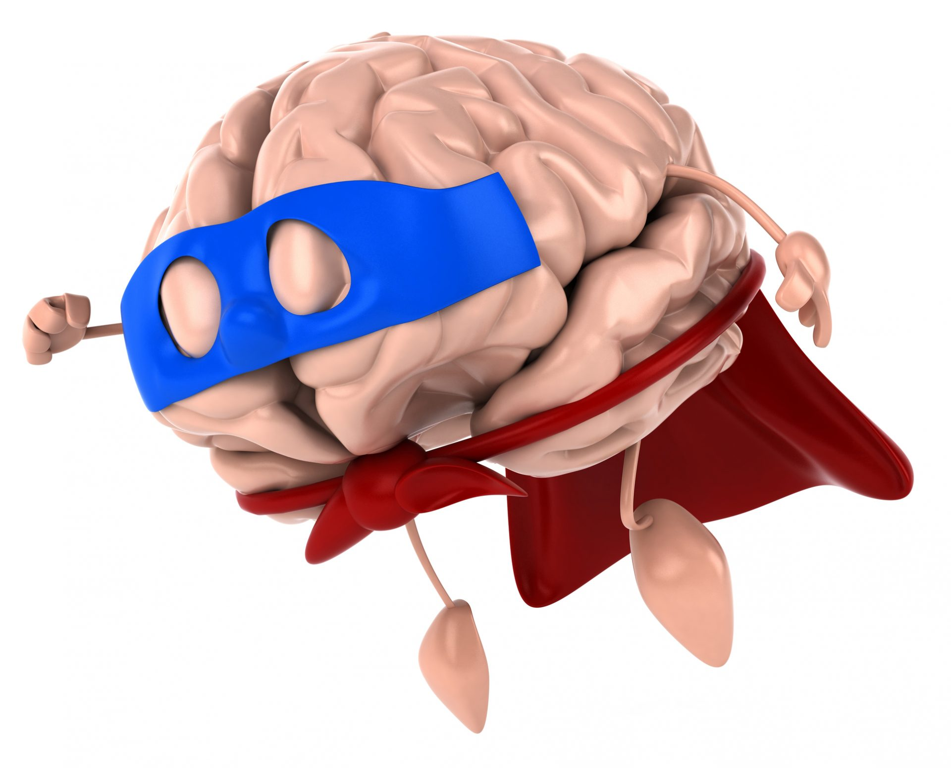 Superhero brain